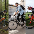ロードバイク・クロスバイク・マウンテンバイクの違い